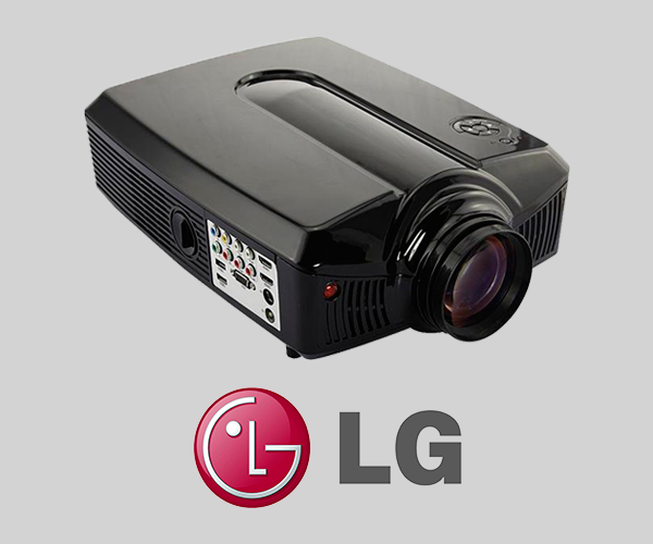 lg - LCD-Projector