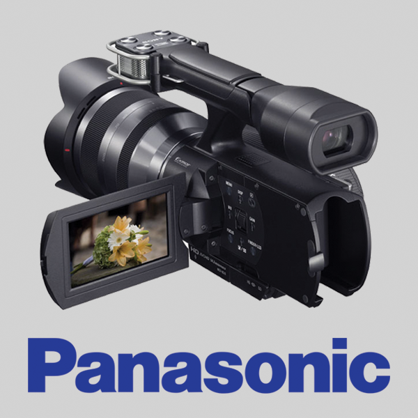 panasonic - video-camera